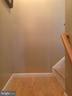 Hardwood Stairs - 7320 WYTHEVILLE CIR, FREDERICKSBURG