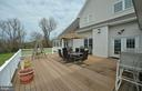 Deck view two - 40319 CHARLES TOWN PIKE, HAMILTON