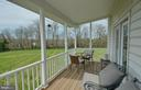 Main level master covered deck - 40319 CHARLES TOWN PIKE, HAMILTON