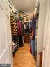 His main level master bedroom walk-in closet - 40319 CHARLES TOWN PIKE, HAMILTON