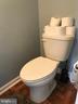 Bathroom - 116 HUGHEY CT, FREDERICKSBURG