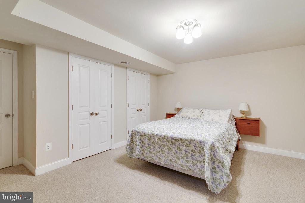 Basement Den/5th Bedroom NTC - 6125 OLENDER PARK CT, MANASSAS