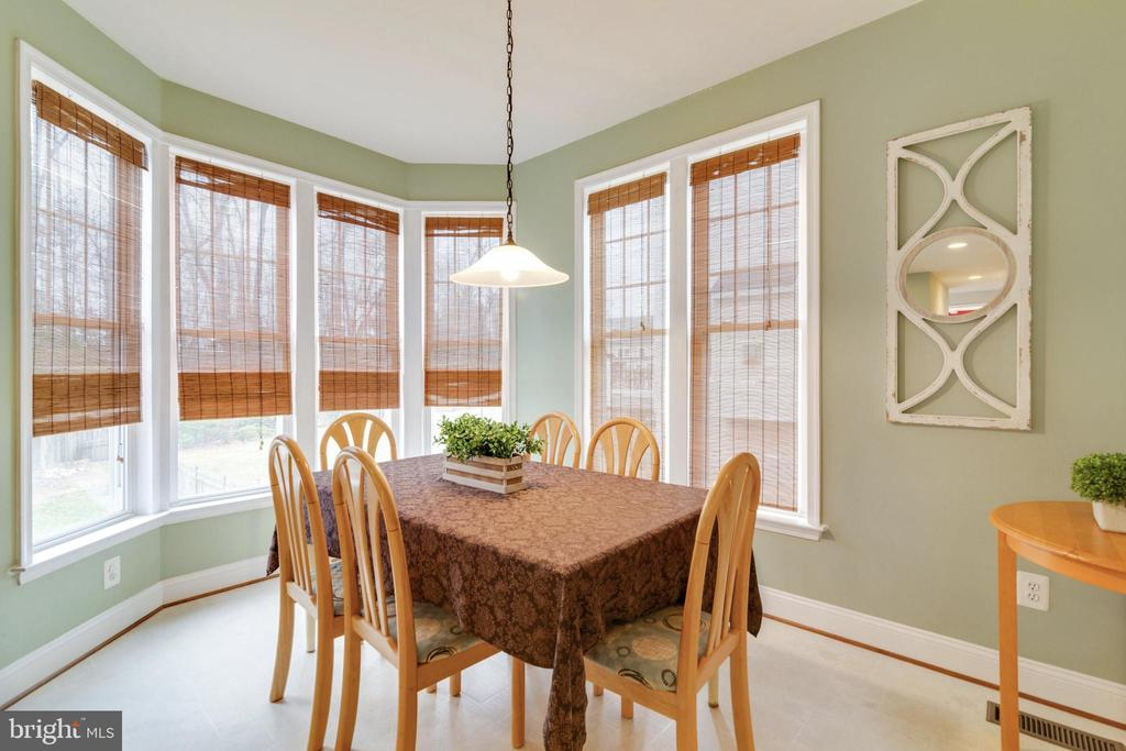 Breakfast Room - 6125 OLENDER PARK CT, MANASSAS