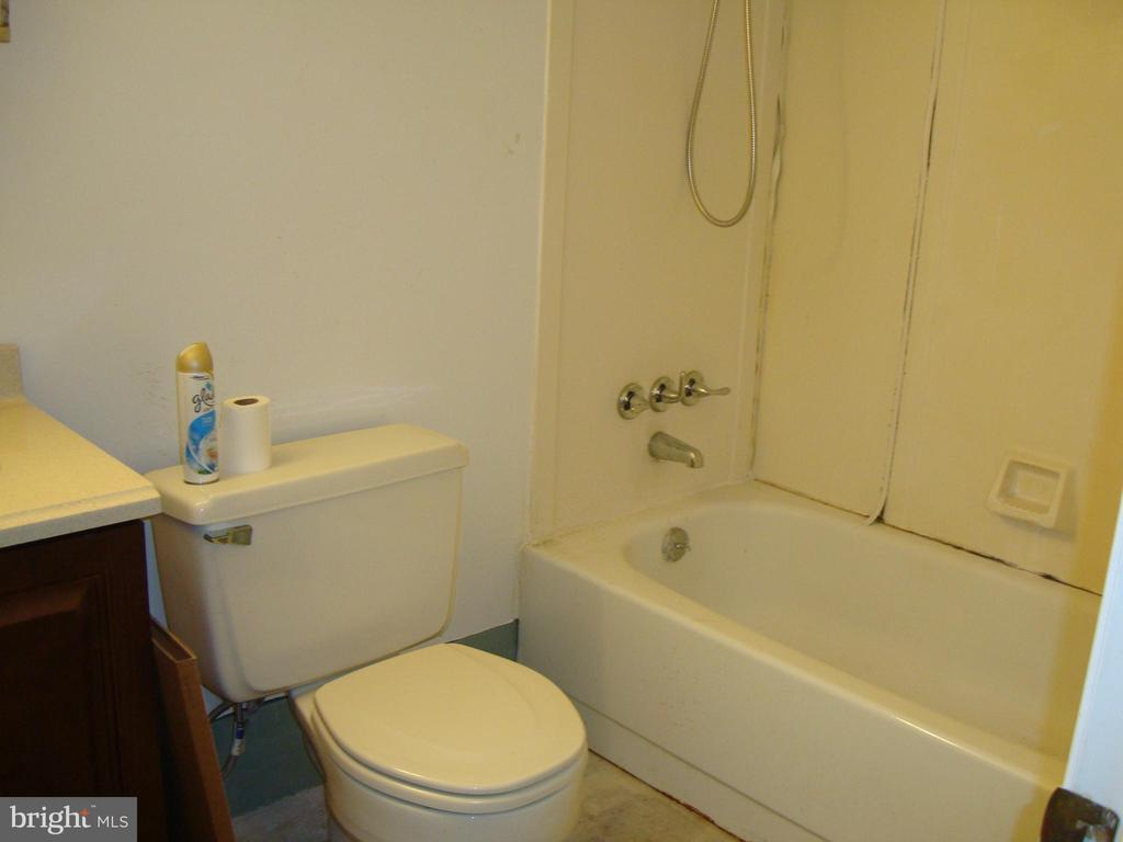 Lower Level Full Bath - 6517 KOZIARA DR, BURKE