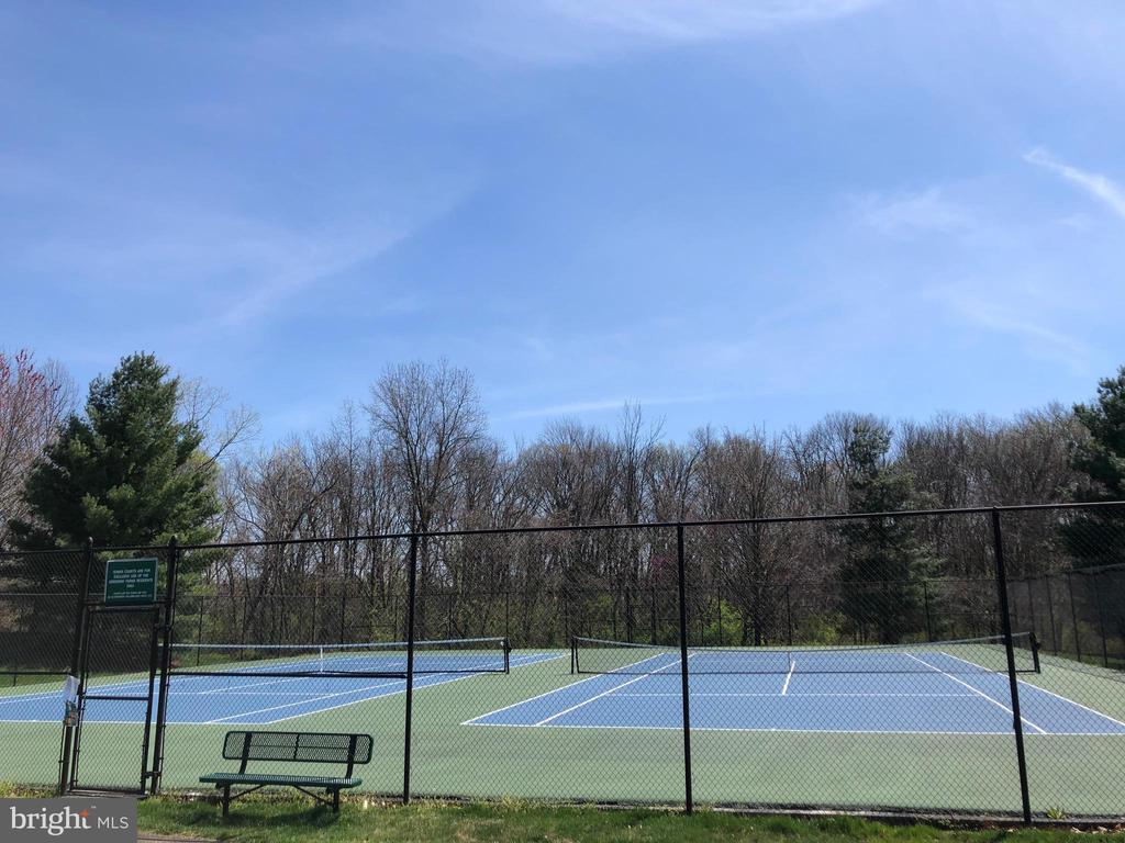 Tennis courts - 191 CONNERY TER SW, LEESBURG