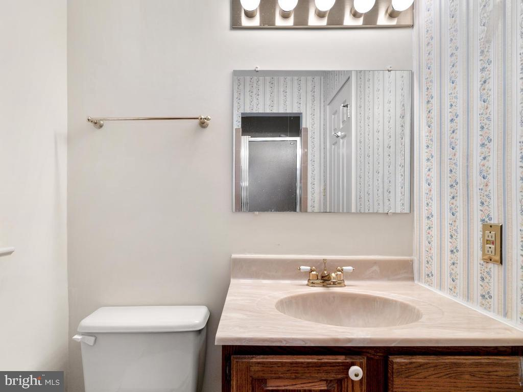 Full Bath Main Level - 4207 STANFORD ST, CHEVY CHASE