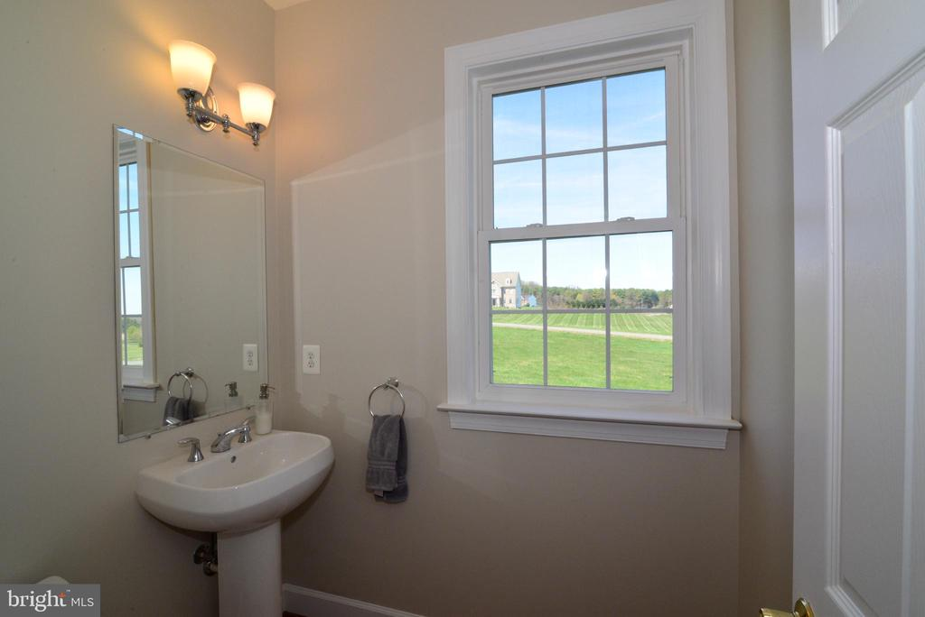 Main Level Powder Room - 14042 BLUE VIEW CT, LEESBURG