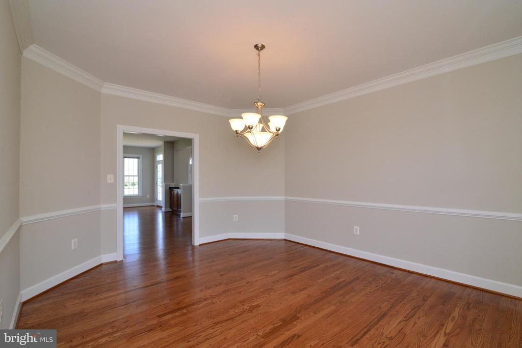 Dining Room - 14042 BLUE VIEW CT, LEESBURG