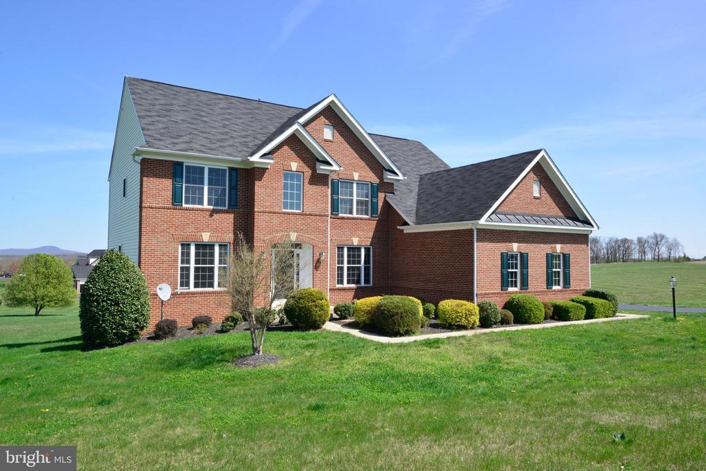 Front of Property - 14042 BLUE VIEW CT, LEESBURG
