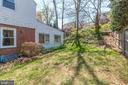 Backyard - 5944 10TH RD N, ARLINGTON