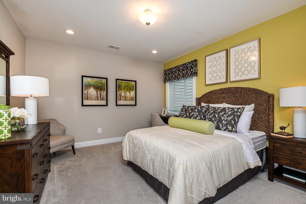 Basement Bedroom - 1 SHERMANS RIDGE RD, STAFFORD