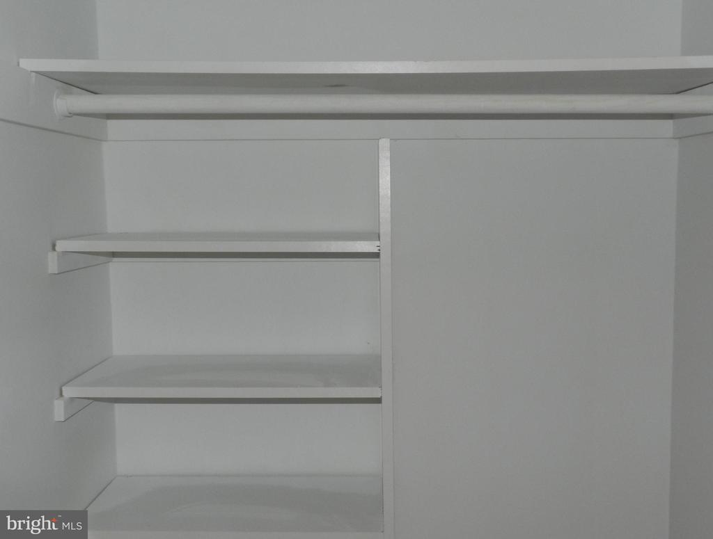 Closet - 136 DUVALL LN #304, GAITHERSBURG