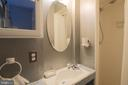 1st floor full bathroom - 601 NORTH CAROLINA AVE SE, WASHINGTON