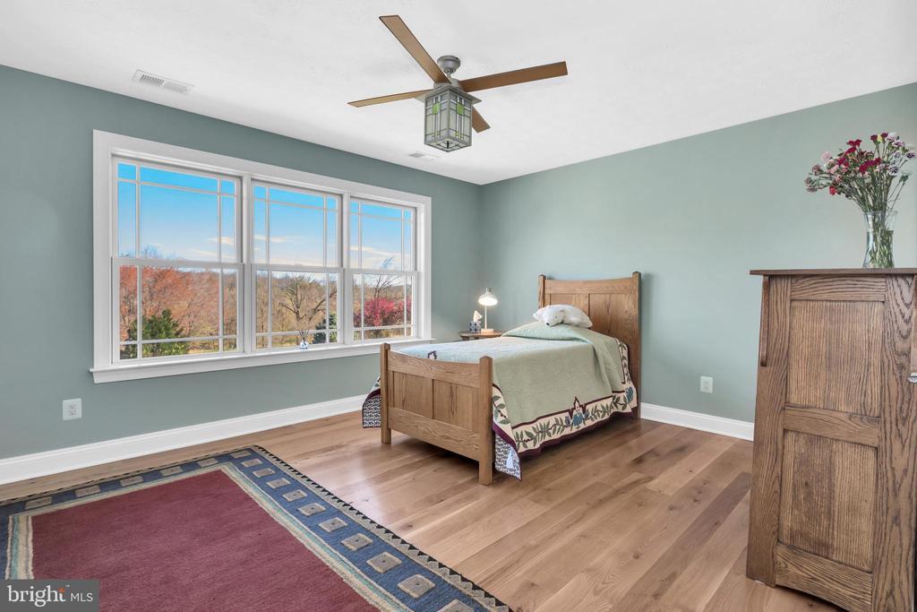 Incredible views  and en suite bath in bedroom 1 - 34332 BRIDGESTONE LN, BLUEMONT