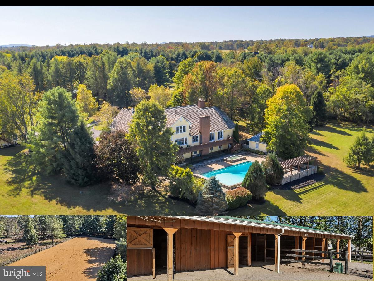 Single Family Homes for Sale at Bluemont, Virginia 20135 United States