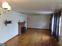 Family Room - 112 COLEBROOK RD, FREDERICKSBURG