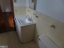 Half bath - 112 COLEBROOK RD, FREDERICKSBURG