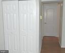 Coat Closet & Hall - 136 DUVALL LN #304, GAITHERSBURG