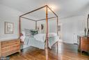 Owner's bedroom - 7007 CONNECTICUT AVE, CHEVY CHASE