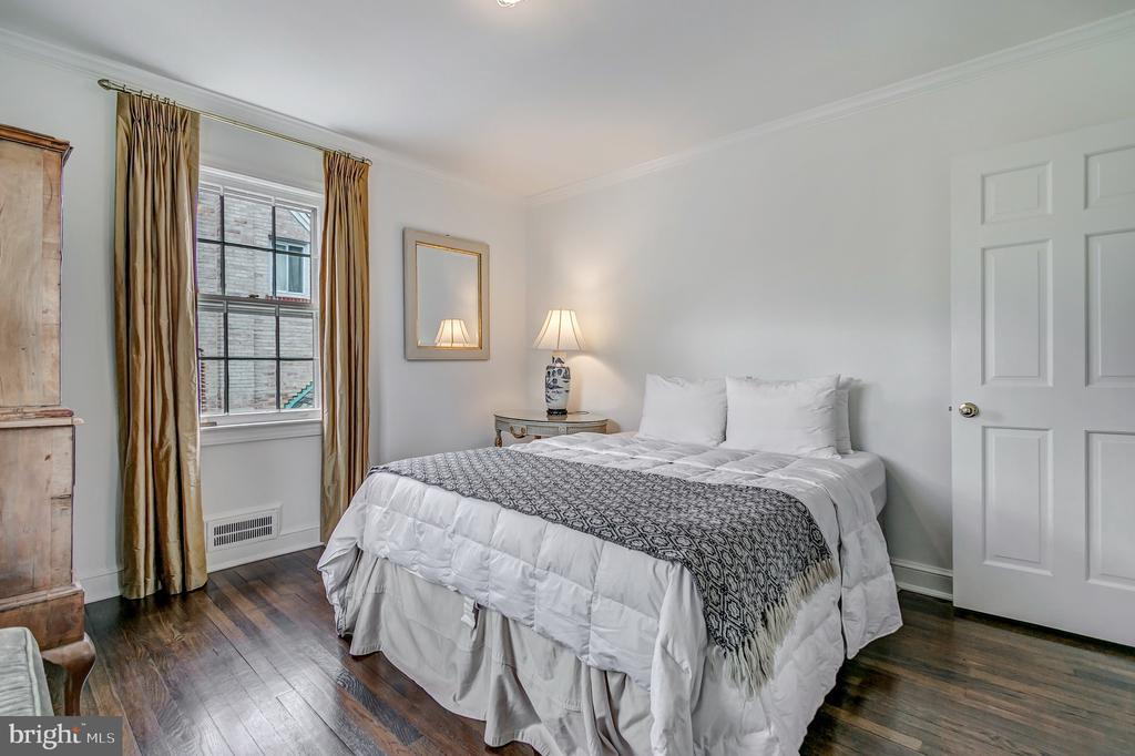 Third bedroom - 7007 CONNECTICUT AVE, CHEVY CHASE