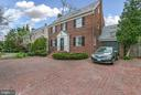 One car garage and plenty of additional parking - 7007 CONNECTICUT AVE, CHEVY CHASE