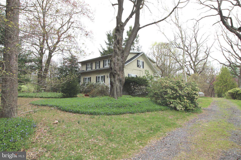 Single Family Homes pour l Vente à Garnet Valley, Pennsylvanie 19061 États-Unis