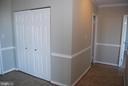 Hallway area - 5500 HOLMES RUN PKWY #1517, ALEXANDRIA