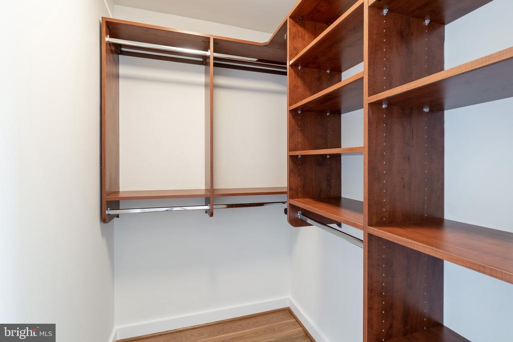 Walk-in closet 2 - 675 E ST NW #900, WASHINGTON