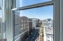 View, west on E St. 9th floor views! - 675 E ST NW #900, WASHINGTON