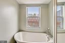 Upper level 2 Master bath - 1627 MONTELLO AVE NE, WASHINGTON