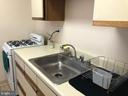 Kitchen - 1711 MASSACHUSETTS AVE NW #803, WASHINGTON
