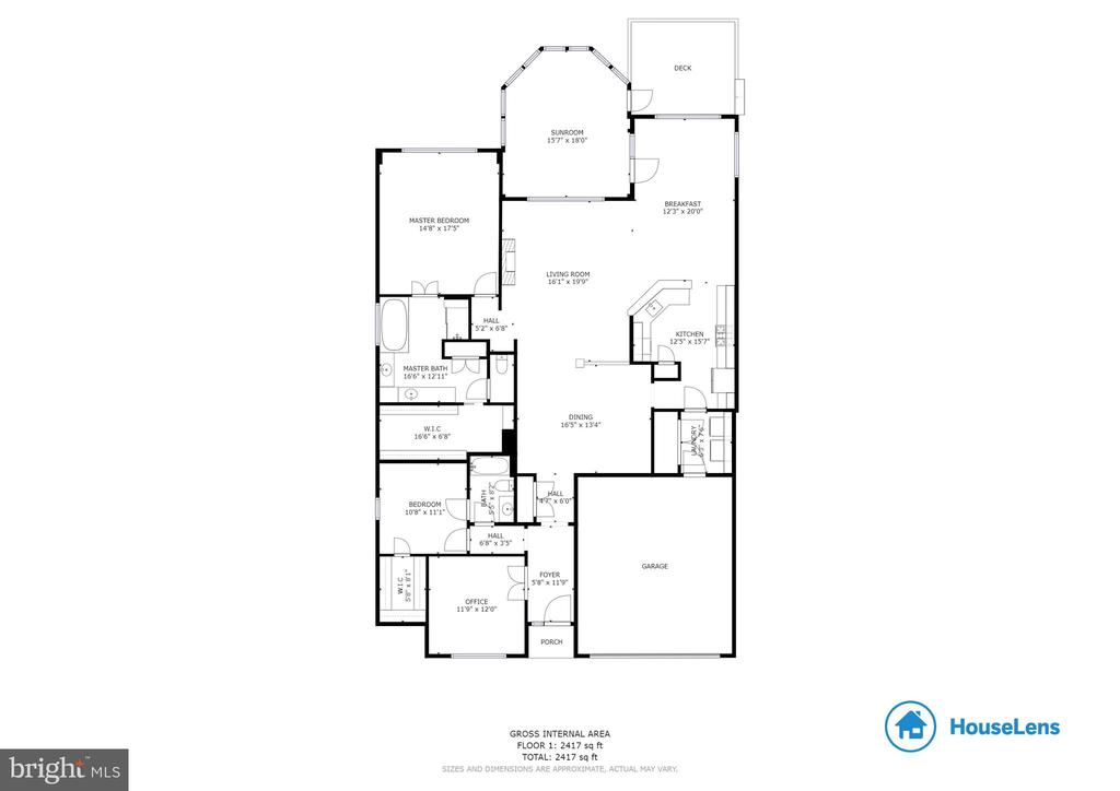 Very Popular Floor Plan - 26 DENISON ST, FREDERICKSBURG