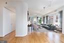 Living room - 675 E ST NW #900, WASHINGTON