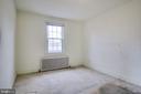 Bedroom 2 - 5220 N CAPITOL ST NW #109, WASHINGTON