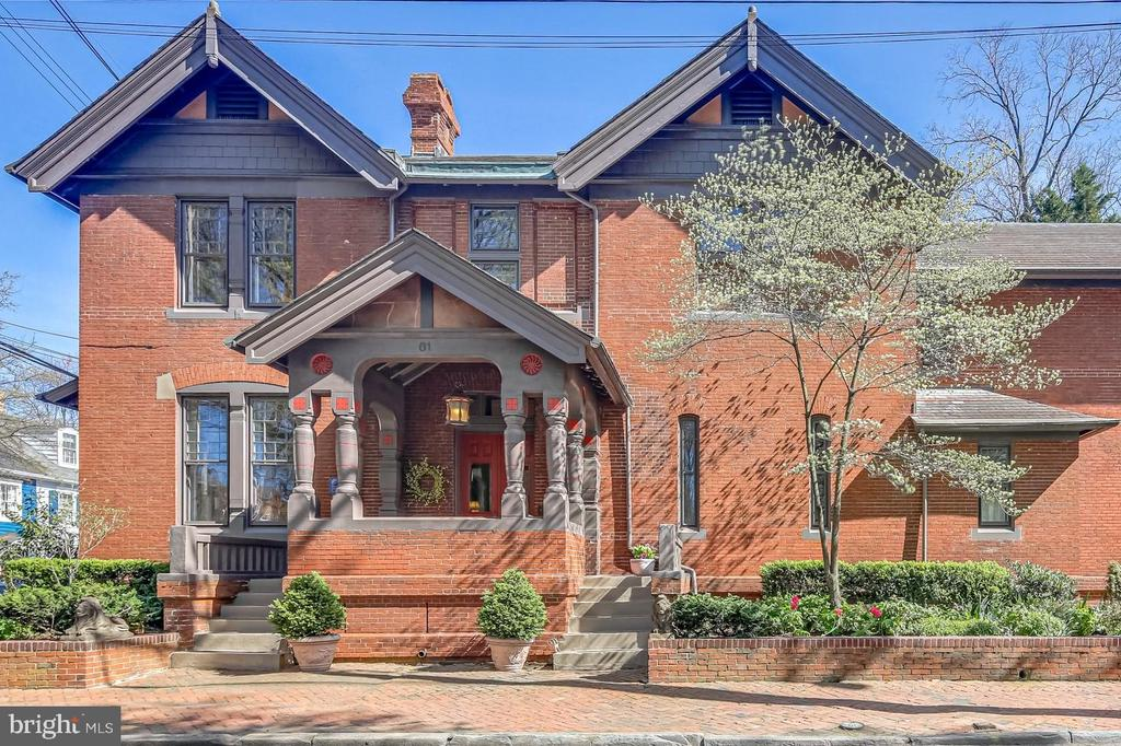 Welcome Home! - 61 COLLEGE AVE, ANNAPOLIS
