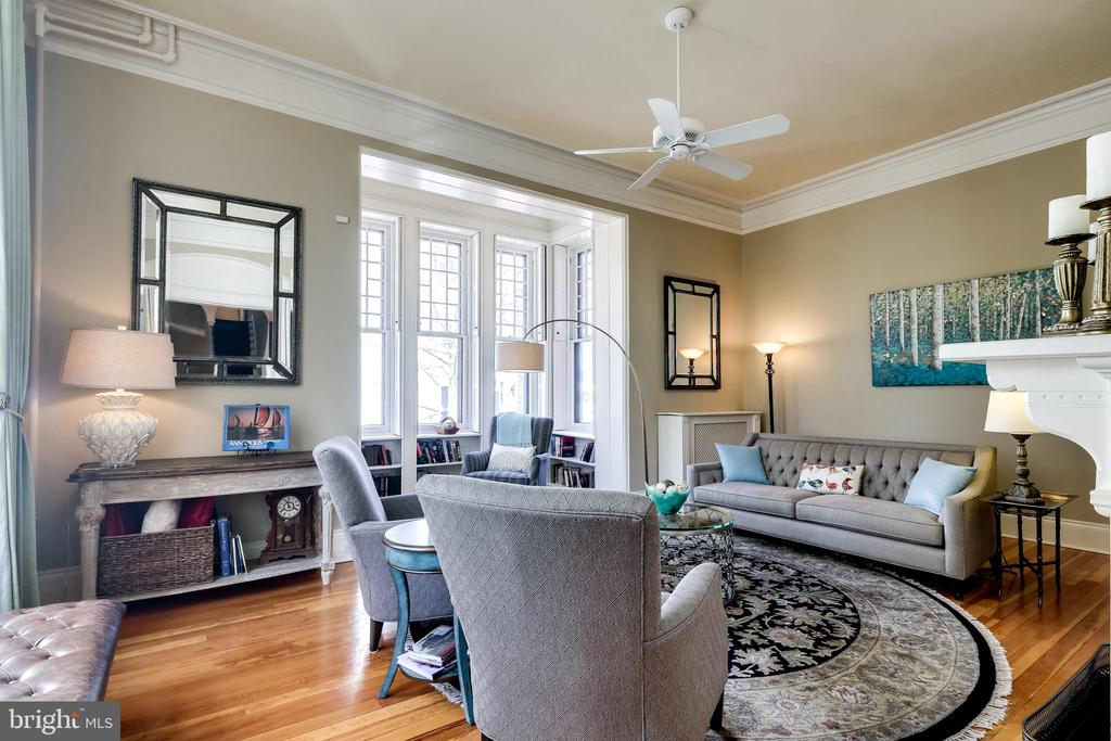 Living Room - 61 COLLEGE AVE, ANNAPOLIS