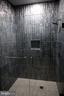 Master Shower - 1167 MORSE ST NE #2, WASHINGTON