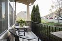 Front Porch view - 26 WAGONEERS LN, STAFFORD