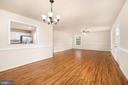 Dining Living Room - 6488 SOUTHFORK LN, LOCUST GROVE
