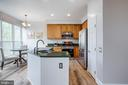 Lovely open kitchen - 7506 SHIRLEY HUNTER WAY, ALEXANDRIA
