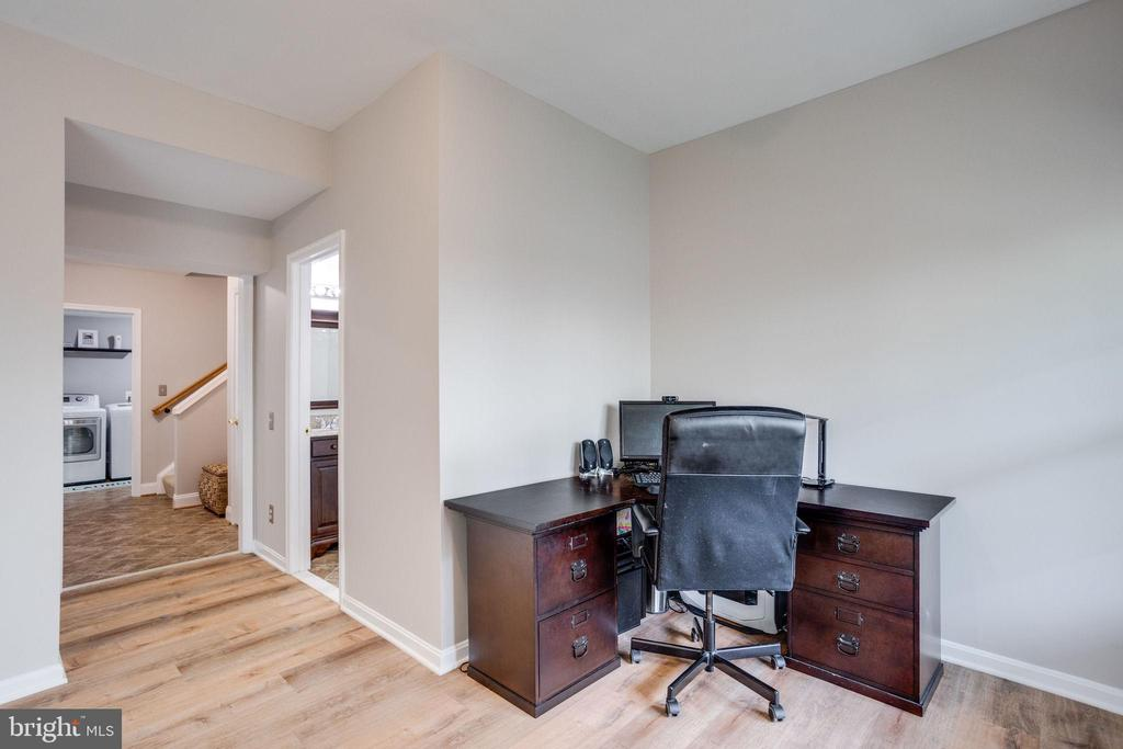 Recreation room can be multifunctional - 7506 SHIRLEY HUNTER WAY, ALEXANDRIA