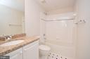 Full Bath #5 in Lower Level - 42764 RIDGEWAY DR, BROADLANDS