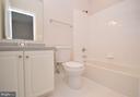 Princess Suite Bath - 42764 RIDGEWAY DR, BROADLANDS