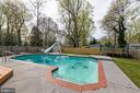 In-ground saltwater pool!  Fun in the Sun!! - 1015 MAGOTHY PARK LN, ANNAPOLIS