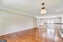 Living Room - 4816 PEACOCK AVE, ALEXANDRIA
