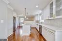 Kitchen - 4816 PEACOCK AVE, ALEXANDRIA