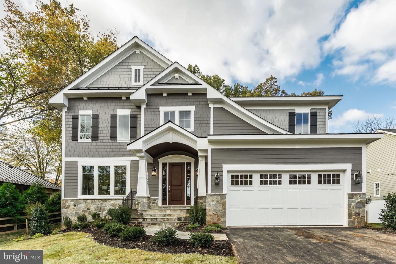Single Family Homes pour l Vente à Fairfax, Virginia 22031 États-Unis