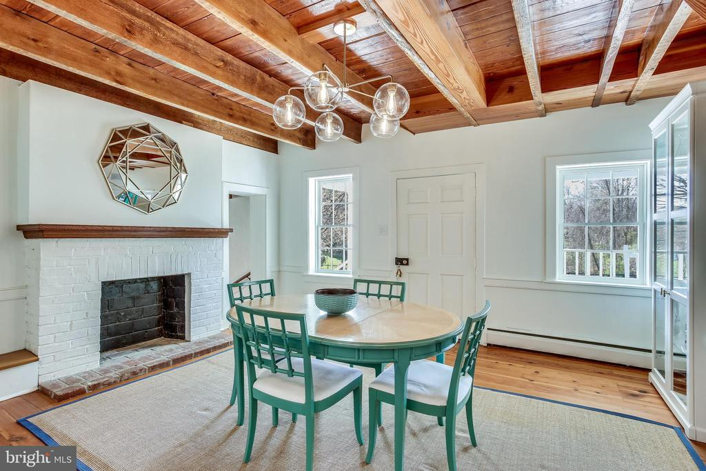 ML - Historic Kitchen/Breakfast Area - 14774 MILLTOWN RD, WATERFORD