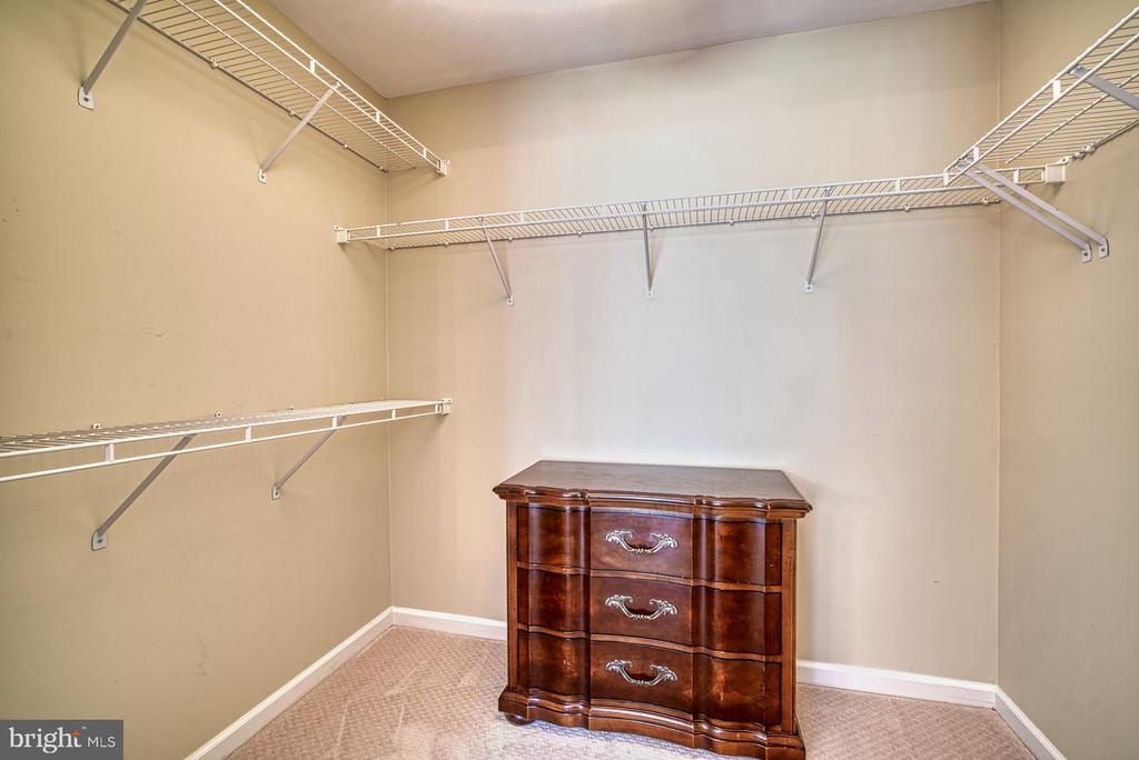 WALK IN CLOSET FOR BEDROOM #3 - 10896 HUNTER GATE WAY, RESTON