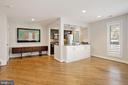 Open floor plan - 4822 HAMPDEN LN #R-6, BETHESDA